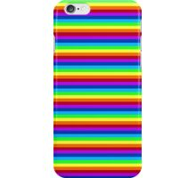 rainbow flag iPhone Case/Skin