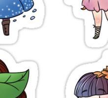 The seasons Sticker