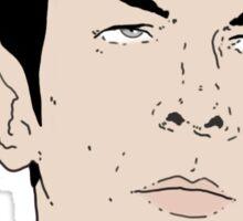 Spock Eyeroll Sticker