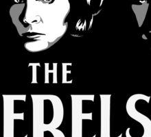 The Rebels (sticker) Sticker