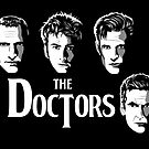 The Doctors (sticker) by RebelArts