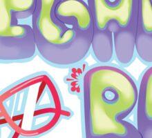 megane boy Sticker