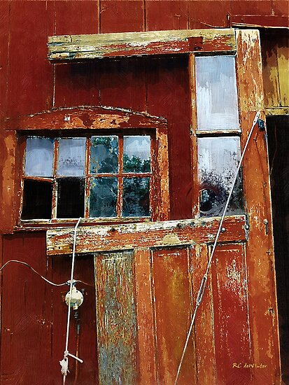Tied and Wired by RC deWinter