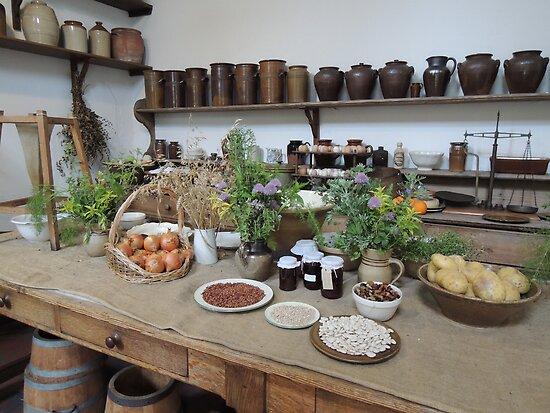 1800s Kitchen by CreativeEm