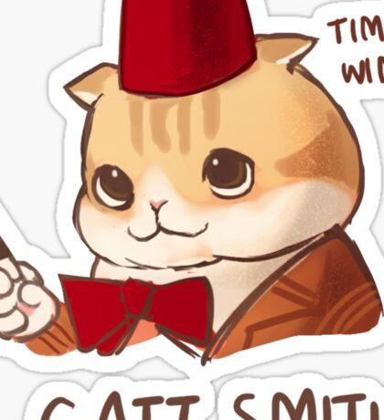 Catt Smith Sticker