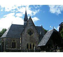 Luss Parish Church, Scotland Photographic Print