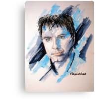 John Barrowman Canvas Print