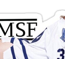 Leafs Loyalty  Sticker