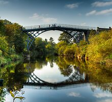 Ironbridge by Adrian Evans