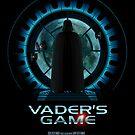 Vader's Game (sticker) by RebelArts