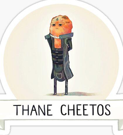 Carb Effect: Thane Cheetos Sticker