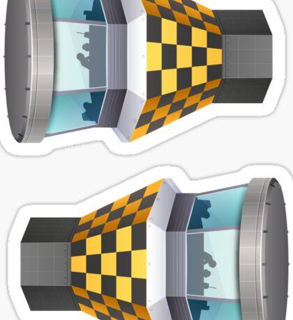 Git Tower ×2 Sticker