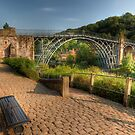 Ironbridge, England by Adrian Evans
