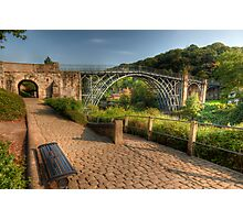 Ironbridge, England Photographic Print