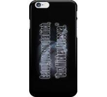 Mickey Loves Ya - Rocky iPhone Case/Skin