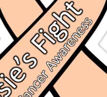 Rosie's Fight Sticker Sticker