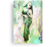 The Ascension of Iris Canvas Print