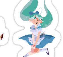 Alice In Musicland Set 1 Sticker