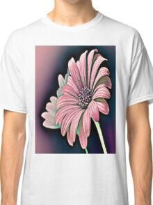 Colorful Daisy Classic T-Shirt