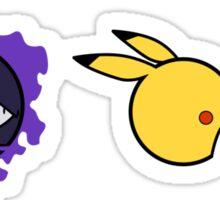 Pac-mon Sticker