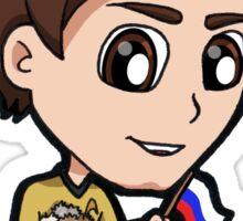 Star Trek TOS - Ensign Pavel Andreievich Chekov Chibi Sticker