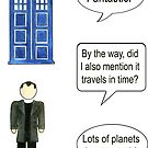 Doctor Who 9 Quote #1 by RiverbyNight