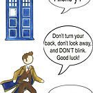 Doctor Who 10 Quote #1 by RiverbyNight