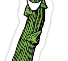 Not Asparagus - It's Asparagarry - The Coolest Vegetable In Garden T-Shirt Sticker Sticker