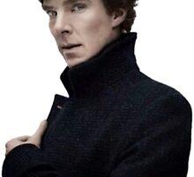 Sherlock by johnsmoustache