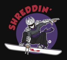 Shreddin' Shredder Kids Tee
