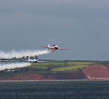 SWIP Display Team Dawlish Airshow by Matt Thorne