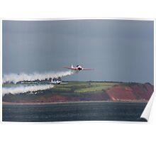 SWIP Display Team Dawlish Airshow Poster