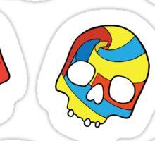 Skull Pack Sticker