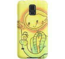 a friendly flame Samsung Galaxy Case/Skin