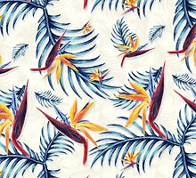 Tropical Pattern by James McKenzie