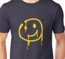 Smile for Sherlock's Revolver Unisex T-Shirt
