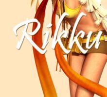 Final Fantasy Rikku Sticker Sticker