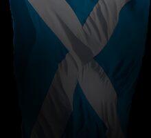 scottish flag by allan76