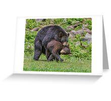Bear Hug! Greeting Card