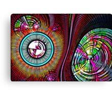 Mosaique Canvas Print