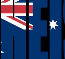 Australian Atheist  Sticker