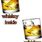 Whiskey inside (stickers) by ilmagatPSCS2