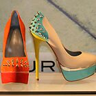 High heels shoes by Segalili