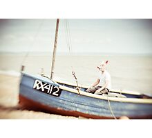 Sailing Days  Photographic Print
