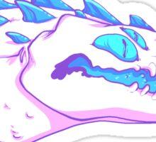 Blu Berry Sticker