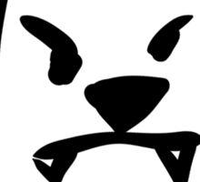 Pitbull Tattoo Sticker