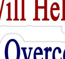 This Norwegian Will Help You Overcome Cancer Sticker
