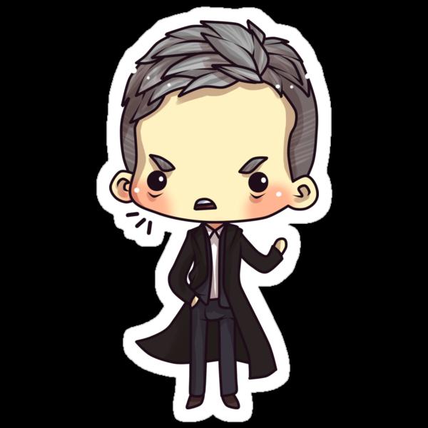 Hey!  Listen to Lestrade! by halflock