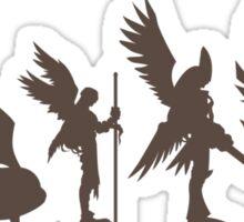 Evolution of Monsters 3 (Light Version) Sticker