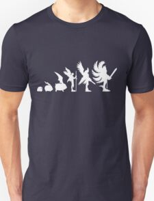 Evolution of Monsters 3 (Dark Version) T-Shirt